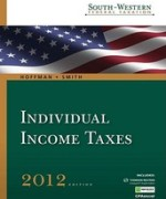 Test Bank for South-Western Federal Taxation 2012 Individual Income Taxes Hoffman Smith 35th Edition