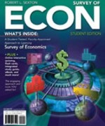 Survey of ECON, 1st Edition: Sexton Test Bank