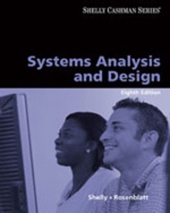Systems Analysis and Design, 8th Edition: Shelly Test Bank
