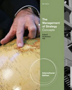 The Management of Strategy, 9th International Edition: Ireland Test Bank