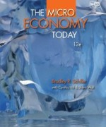 The Micro Economy Today 13th Edition Bradley Schiller Test Bank