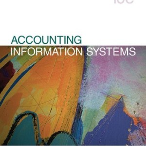 Test Bank for Accounting Information System Gelinas Gelinas 10th Edition