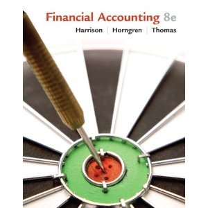 Test Bank for Financial Accounting Harrison 8th Edition