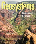 Geosystems An Introduction to Physical Geography Christopherson 9th Edition Solutions Manual