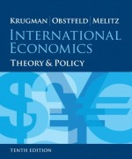 International Economics Theory and Policy Krugman 10th Edition Solutions Manual
