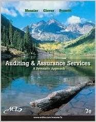 Auditing and Assurance Services with 7th edition by William Messier Test Bank
