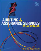Instructor Manual For Auditing and Assurance Services in Australia 5th Edition by Grant Gay, Roger Simnett