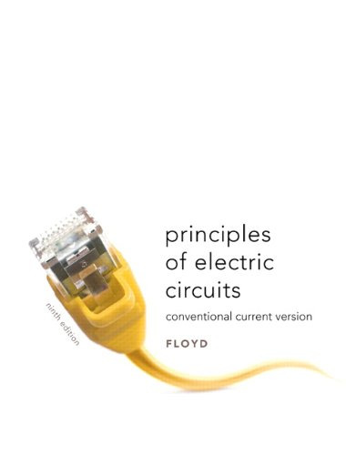 Test Bank For Principles of Electric Circuits: Conventional Current Version (9th Edition) 9th Edition