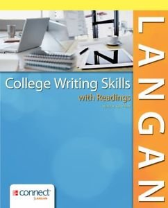 Test Bank For COLLEGE WRITING SKILLS