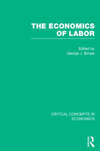 Test Bank For The Economics of Labor (Critical Concepts in Economics) 1st Edition