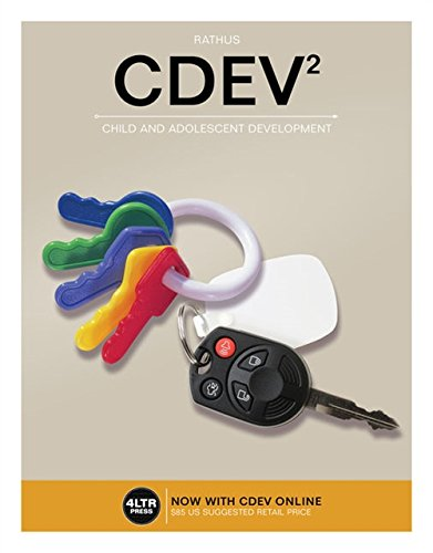 Test Bank For CDEV (with CDEV Online, 1 term (6 months) Printed ) (New, Engaging Titles from 4LTR Press) 2nd Edition