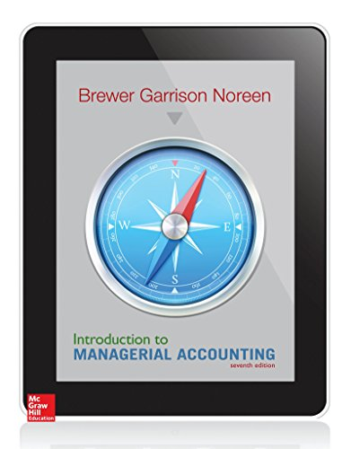 Test Bank For Introduction to Managerial Accounting 7th Edition