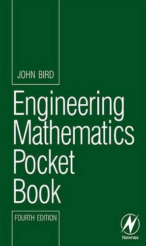 Test Bank For Engineering Mathematics Pocket Book, 4th ed (Routledge Pocket Books) 4th Edition