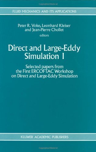 Test Bank For Direct and Large-Eddy Simulation I (Fluid Mechanics and Its Applications) 1st Edition by Voke, Peter R. published by Springer Hardcover