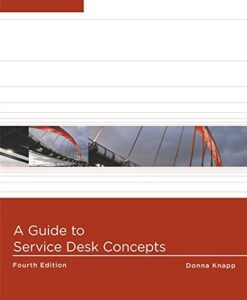 Test Bank For A Guide to Service Desk Concepts 4th Edition