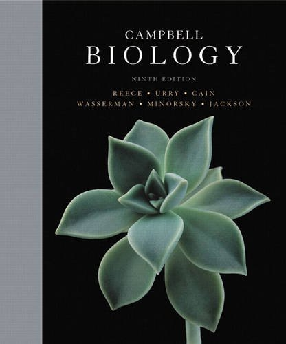 Test Bank For Campbell Biology (9th Edition) 9th Edition