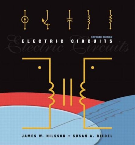 Test Bank For Electric Circuits (7th Edition) 7th Edition