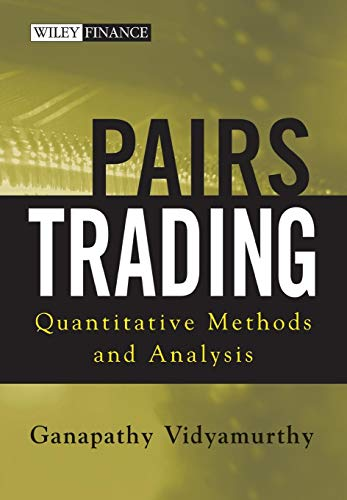 Test Bank For Pairs Trading: Quantitative Methods and Analysis 1st Edition