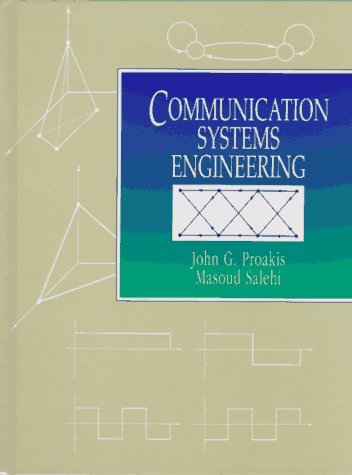 Test Bank For Communication Systems Engineering 1st Edition