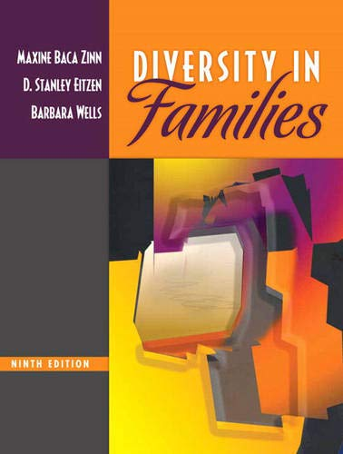 Test Bank For Diversity in Families (9th Edition) 9th Edition