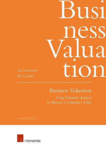 Test Bank For Business Valuation: Using Financial Analysis to Measure a Company's Value (Third Edition) 3rd Edition