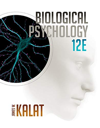 Test Bank For Biological Psychology 12th Edition