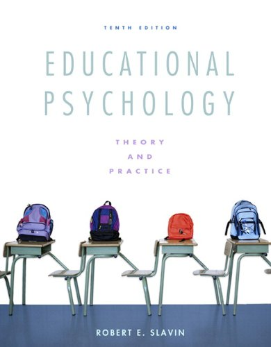 Test Bank For Educational Psychology: Theory and Practice (10th Edition) 10th Edition
