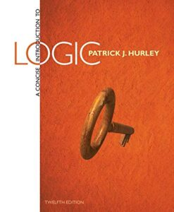 Test Bank For A Concise Introduction to Logic 12th Edition
