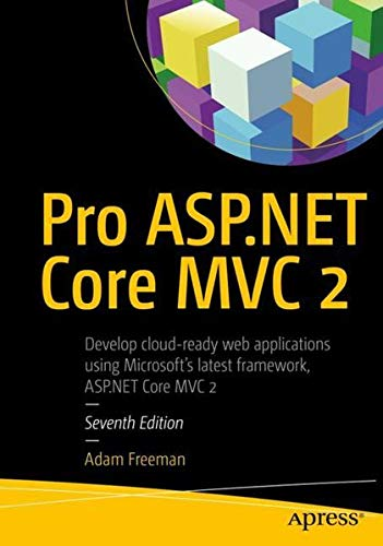 Test Bank For Pro ASP.NET Core MVC 2 7th ed. Edition