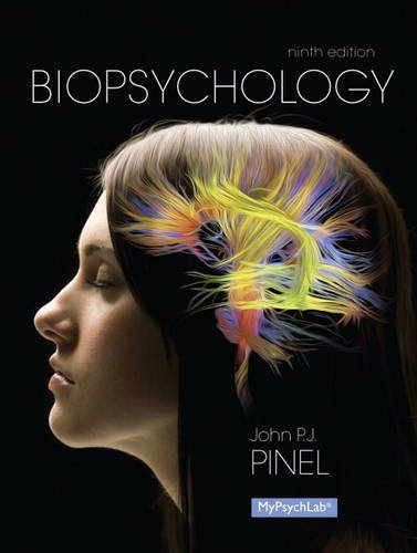 Test Bank For Biopsychology (9th Edition) 9th Edition
