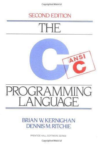 Test Bank For C Programming Language, 2nd Ed by Kernighan Brian W. Ritchie Dennis M. (1989-03-01) Hardcover