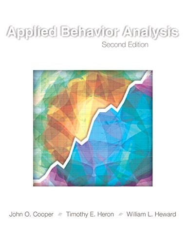 Test Bank For Applied Behavior Analysis (2nd Edition) 2nd Edition