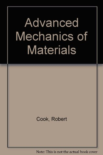 Test Bank For Advanced Mechanics of Materials 1st Edition