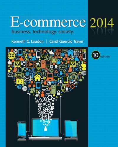 Test Bank For E-Commerce 2014 (10th Edition) 10th Edition