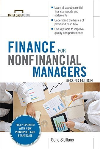 Test Bank For Finance for Nonfinancial Managers, Second Edition (Briefcase Books Series) Paperback August 26, 2014