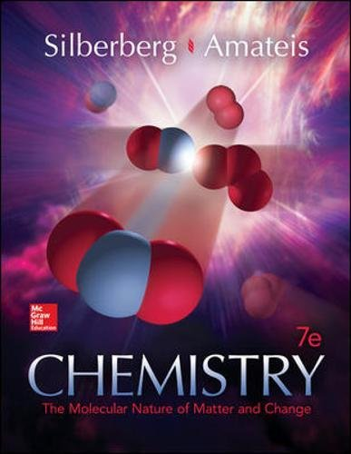 Test Bank For Chemistry: The Molecular Nature of Matter and Change – Standalone book 7th Edition