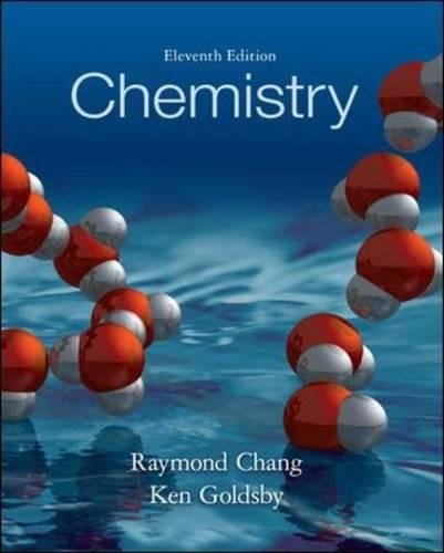 Test Bank For Chemistry, 11th Edition 11th Edition