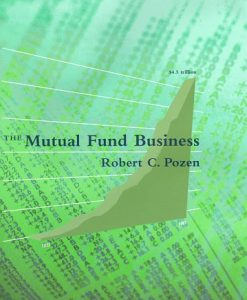 Test Bank For The Mutual Fund Business 0th Edition