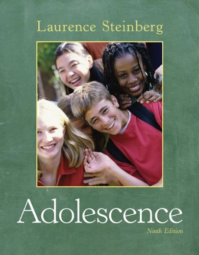 Test Bank For Adolescence 9th Edition