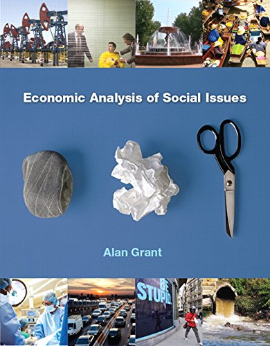 Test Bank For Economic Analysis of Social Issues (Economics) 1st Edition
