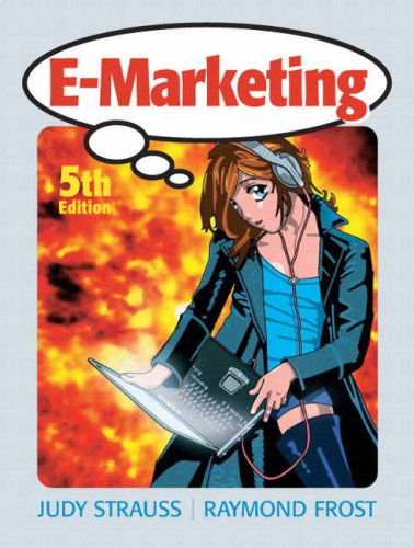 Test Bank For E-Marketing (5th Edition) 5th Edition