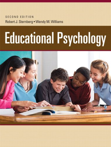 Test Bank For Educational Psychology (2nd Edition) 2nd Edition