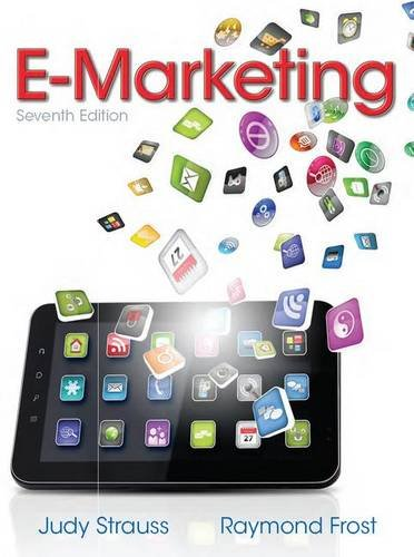 Test Bank For E-Marketing (7th Edition) 7th Edition
