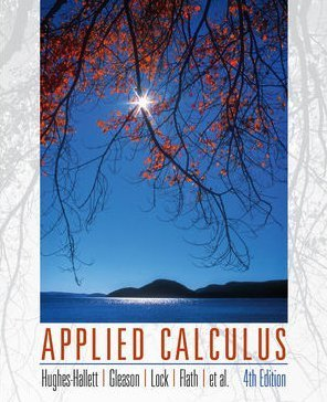 Test Bank For Applied Calculus 4th Edition