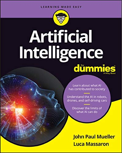 Test Bank For Artificial Intelligence For Dummies (For Dummies (Computer/Tech)) 1st Edition