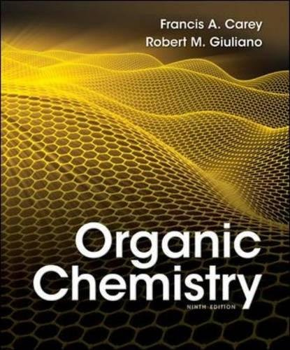 Test Bank For Organic Chemistry, 9th Edition 9th Edition