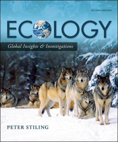 Test Bank For Ecology: Global Insights and Investigations 2nd Edition