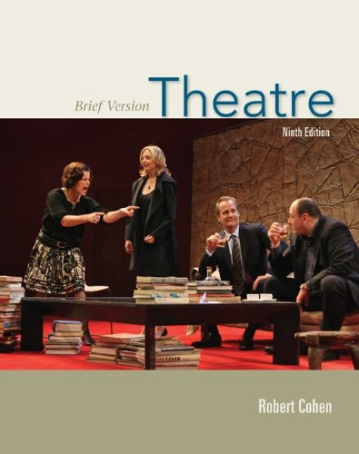 Test Bank For Theatre: Brief Version 9th Edition