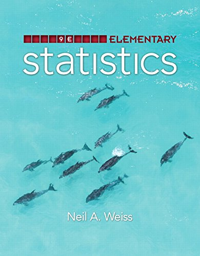 Test Bank For Elementary Statistics (9th Edition) 9th Edition