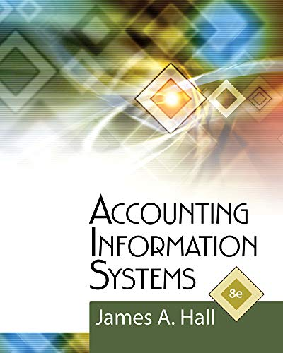 Test Bank For Accounting Information Systems 8th Edition